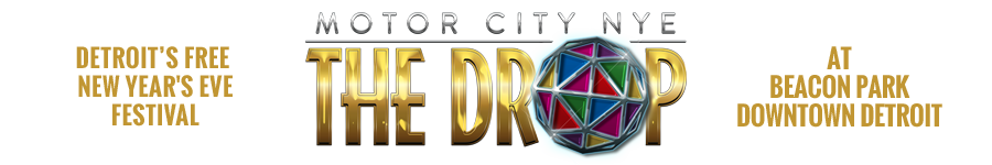 The Drop :: Motor City New Year's Eve Logo